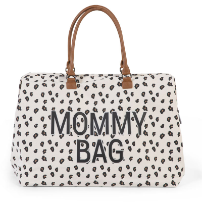Taška MOMMY BAG leopard