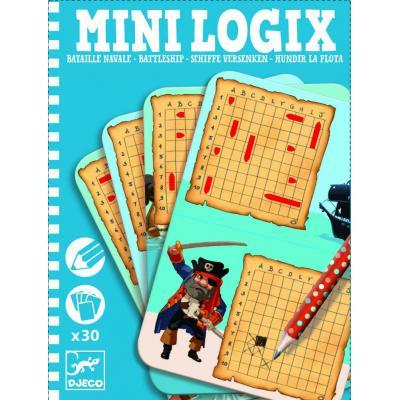 Mini Logix Námorná bitka