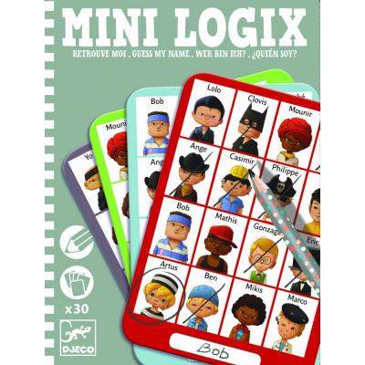 Mini Logix Uhádni moje meno! pre chlapcov