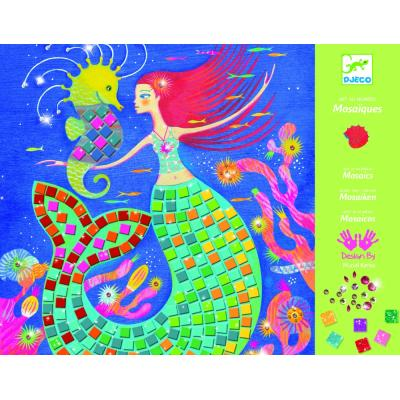 Mozaika – Pieseň morskej víly