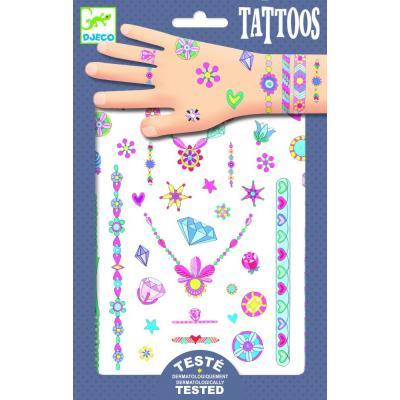 Tetovačky šperky Jenni