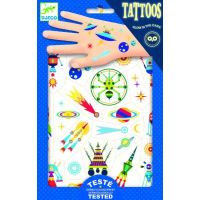 Tetovačky Divný vesmír