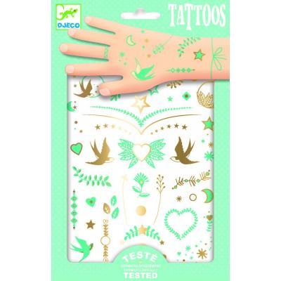Tetovačky Liline šperky