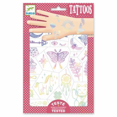 Tetovačky Amulety