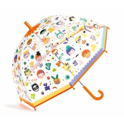 Dáždnik Tváričky