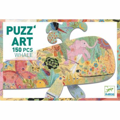 Puzzle Veľryba 150ks