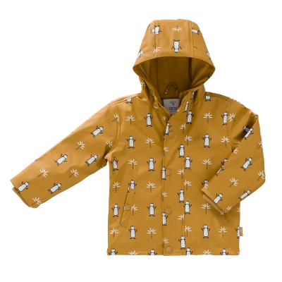 Bundička do dažďa FRESK Penguin 6rokov