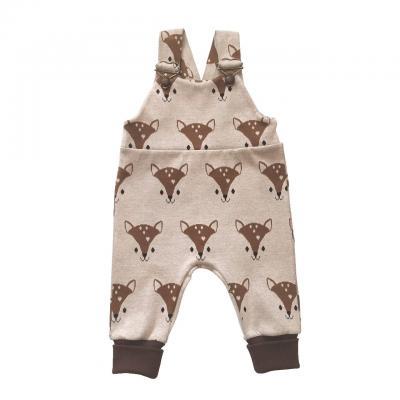 Nohavice na traky líšky