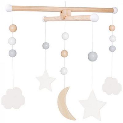 Jabadabado Kolotoč s mesiačikmi a hviezdičkami