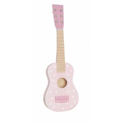 Gitara Jabadabado ružová