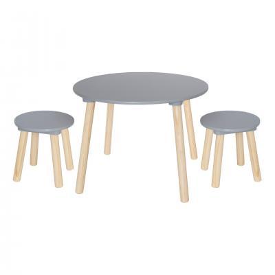 Stolík + 2 stoličky Jabadabado