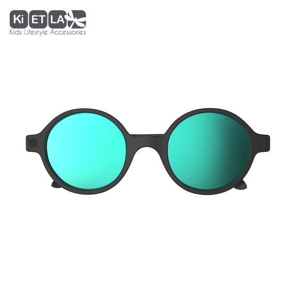 Slnečné okuliare KIETLA RoZZ 6-9rokov čierne