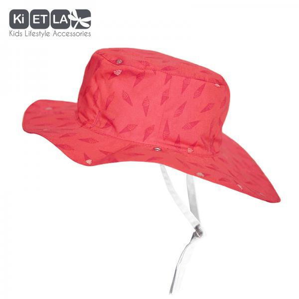 KiETLA obojstranný klobúčik s UV ochranou ice-cream