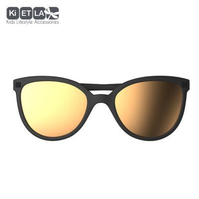 Slnečné okuliare KIETLA BuZZ čierne