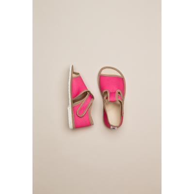 Papučky ružové Milash