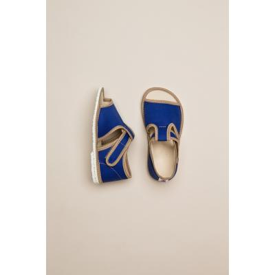 Papučky modré Milash