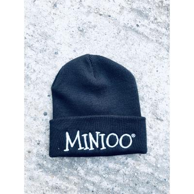 MINIOO čiapka čierna