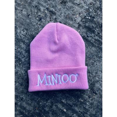 MINIOO čiapka ružová