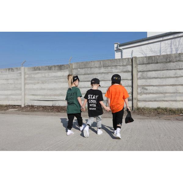 Tričko MINIOO - oranžová