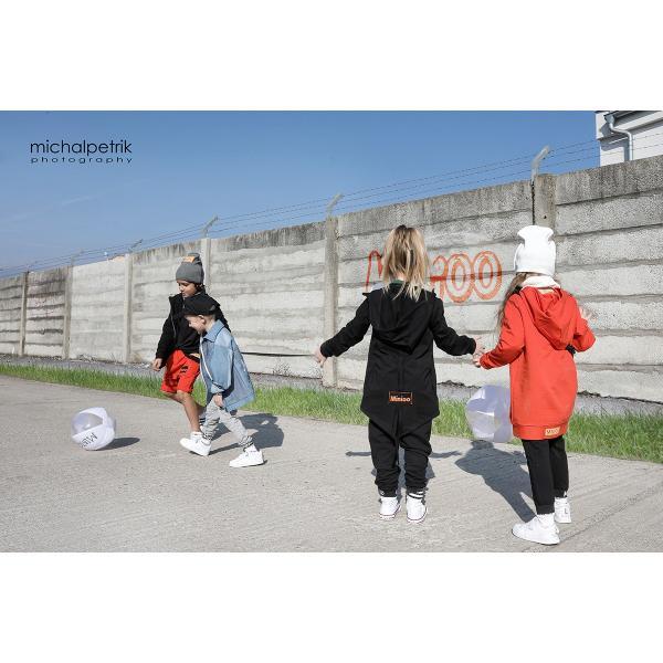 Mikina MINIOO - čierna