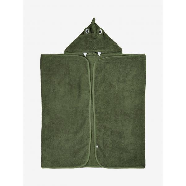 Osuška Pippi zelená