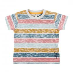 7bda9f6895 Pásikavé tričko s krátkymi rukávmi Ib Small Rags
