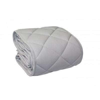 Hniezdo jednofarebné šedé 70x140cm Efiki