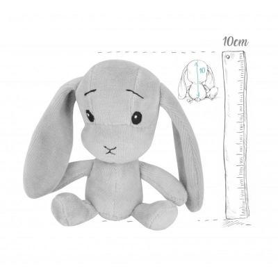 Mini Bunny Effik Šedý