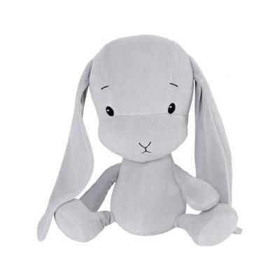 Effík Bunny L  - šedá/šedá