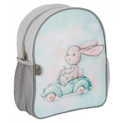 Detský ruksak Effik pretekár - modrý