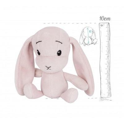 Mini Bunny Effik Ružový