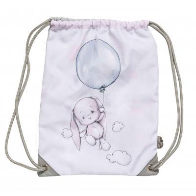 Detský vak Effik s balónom - šedý