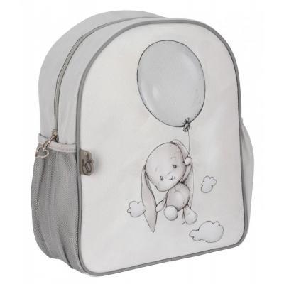 Detský ruksak Effik s balonom - šedý