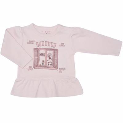 Tričko FIXONI  ružové