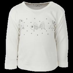 Tričko biele FIXONI