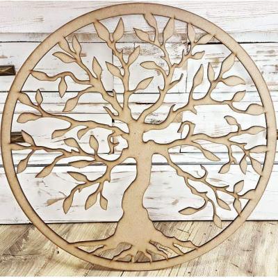 Drevený strom života