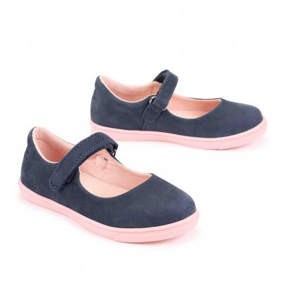 Balerínky Navy Pink