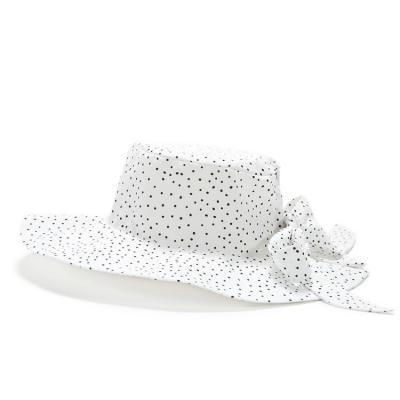 Klobúk LaMillou - lady hat dots
